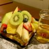 【2投稿】ワッフルorパフェ+フルーツサンドを食べてお店の宣伝をお願いします!