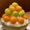 【2投稿・池袋】メロンかき氷&フルーツサンドを食べて宣伝をお願いします!
